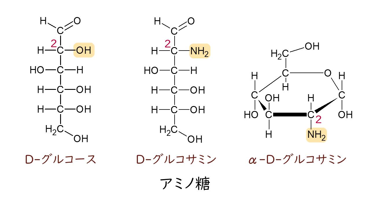式 グルコース 構造